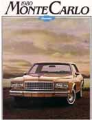 Chevrolet Monte Carlo Used Cars for Sale