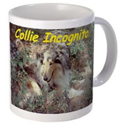 Collie Incognito Mug
