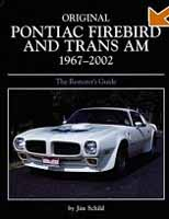 Pontiac Firebirds for Sale.  Pontiac Firebird Trans Am.  1968, 1969, 1992, 1967, 1970, 1995, 1975, 1979, 2008, 1999, 2009, 1991, 1989, 2002 Firebirds and all years for Sale.  Pontiac Firebird Parts, Manuals, Engines, Logos, Decals.