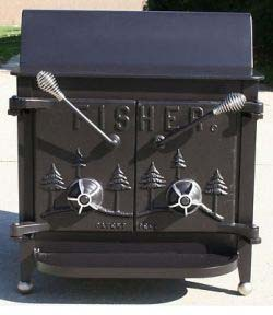 Fisher Stoves : Stoves: Fisher Wood Stoves