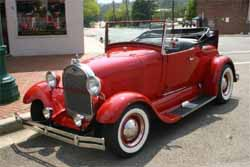 Ford Model A's for Sale.  Ford Model A Manuals, Parts and much more. 1930, 1929, 1928, 1927 Model A Fords and more.