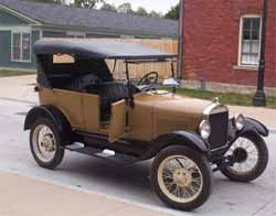 Ford Model T's for Sale