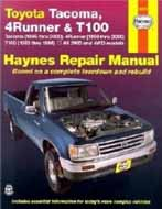 Toyota Parts, Engines, Service Shop Repair Manuals.