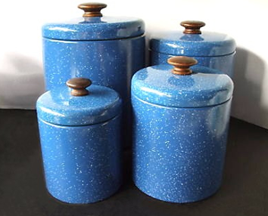 Antique & Vintage Canisters